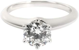 Tiffany & Co. \N Silver Platinum Rings