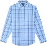 Chaps Boys 8-20 Plaid Button-Front Shirt