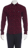 Etro Embroidered Paisley Shirt w/ Tags