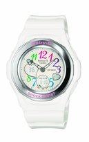 Casio Women's BGA101-7B Baby-G Gem Dial Analog Sport Watch