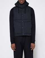 Engineered Garments Primaloft Vest Dk. Navy Nyco Ripstop