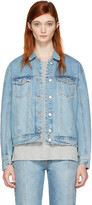 Won Hundred Blue Denim Jackie Jacket