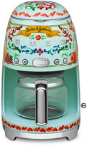 Smeg Dolce Gabbana x Drip Coffee Machine