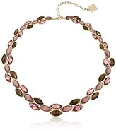 "Anne Klein Sandy Shores"" Gold-Tone Multi-Collar Necklace, 17"" + 3"" Extender"