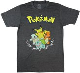 Pokemon Pikachu Graphic T-Shirt - 2XL