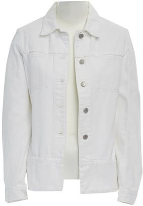Helmut Lang White Denim - Jeans Jackets