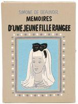 Olympia Le-Tan 'Memoires D'Une Jeune Fille Rangee' book clutch