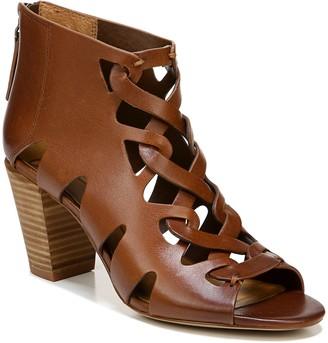 Zodiac Peep-Toe City Sandal Booties - Camila