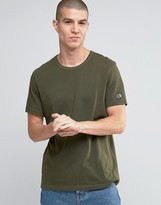 Champion T-shirt With Small Logo