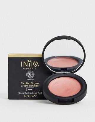 Inika Organic Cream Illuminisor - Rose