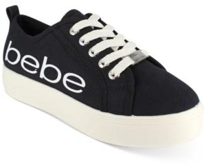 Bebe Women's Destini Logo Sneakers Women's Shoes