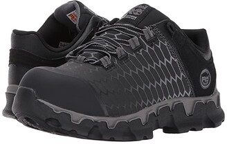 Timberland Powertrain Sport Alloy Safety Toe EH (Black Raptek) Women's Industrial Shoes