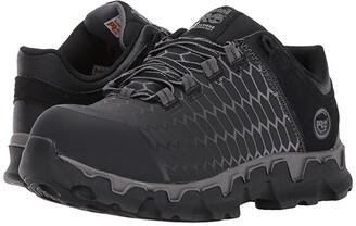 Timberland Powertrain Sport Alloy Safety Toe EH (Black Raptek) Women's Industrial Shoes
