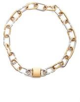 Alexander Wang Women's Link Collar Necklace