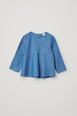 Cos A-Line Cotton Top