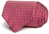 Salvatore Ferragamo Tight Micro Alternating Gancini Classic Tie
