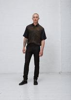 Dries Van Noten Black Patrini Bis Trouser