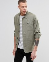 Lee Slim Herringbone Worker Jacket