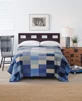 Pendleton Boro Patchwork Reversible Blanket