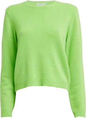Majestic Filatures Wool & Cashmere-Blend Crewneck Sweater