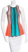 Torn By Ronny Kobo Alicia Patterned Top w/ Tags
