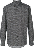 Salvatore Ferragamo Gancio printed shirt - men - Cotton - S