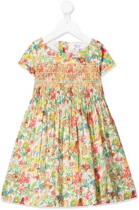 Bonpoint Duchese midi dress