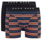 Hugo Boss Two-pack of boxer briefs in stretch cotton