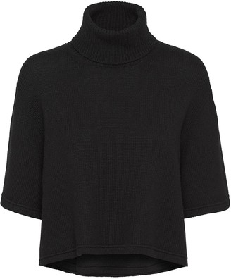 Prada Short-Sleeved Knitted Jumper