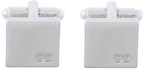 DSQUARED2 square cufflinks