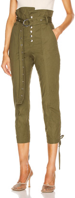 Marissa Webb Gia Pant in Forest | FWRD