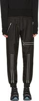 99% Is Black Zip Lounge Pants