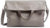 Skagen Thrane Twill Foldover Messenger Bag