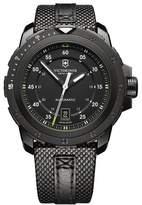 Victorinox Men's V241685 'Alpnach' Dial Fabric Strap Mechanical Watch