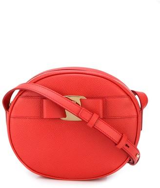 Salvatore Ferragamo Bow Detail Cross Body Bag
