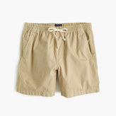 J.Crew Dock short in garment-dyed chino
