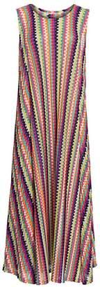 Pleats Please Issey Miyake Melody Sleeveless Maxi Dress