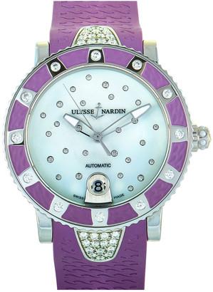 Ulysse Nardin Women's Rubber Watch