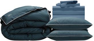 Pillow Guy Classic Cool & Crisp Down-Alt Bedding Bundle