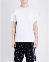 Sacai Classic Cotton-jersey T-shirt