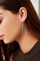 BCBGeneration Fringe in Motion Earrings - Silver