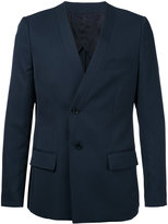 Yoshio Kubo collarless jacket