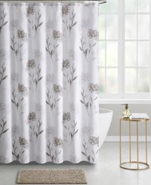 Seventh Studio Blossom 14-Piece Shower Curtain Bath Set Bedding