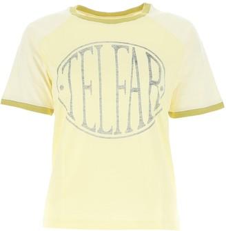 Telfar Raglan Sleeves T-Shirt