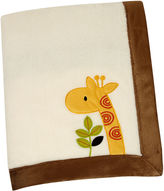 NoJo Zoobilee Fleece Blanket
