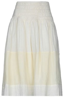 The Great 3/4 length skirt