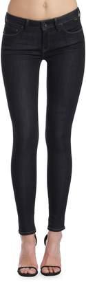 Mavi Jeans Adriana Mid-Rise Super Skinny Jeans