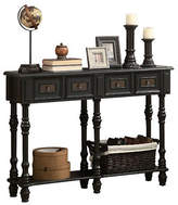 Monarch Traditional-Style Console Table