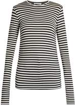 Raey Long-sleeved striped T-shirt