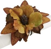 Pier 1 Imports Autumn Harvest Flower Napkin Ring